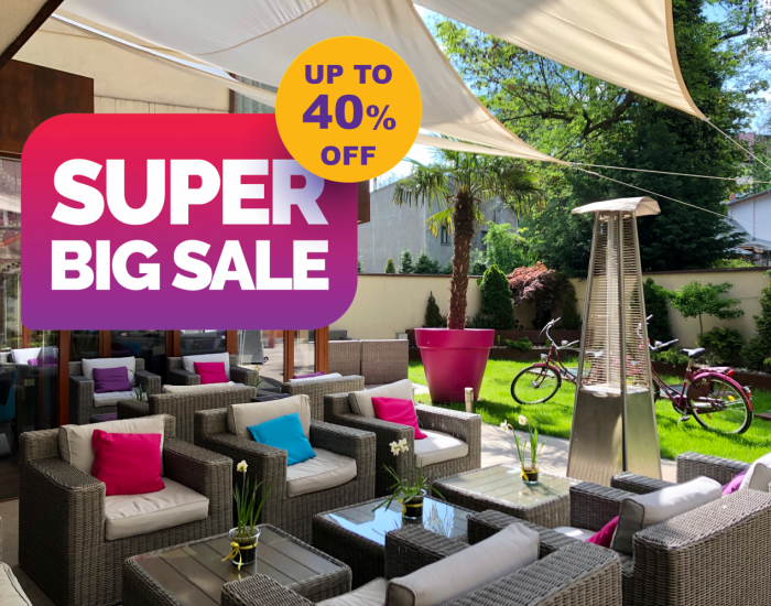 Summer Sale up to 40%