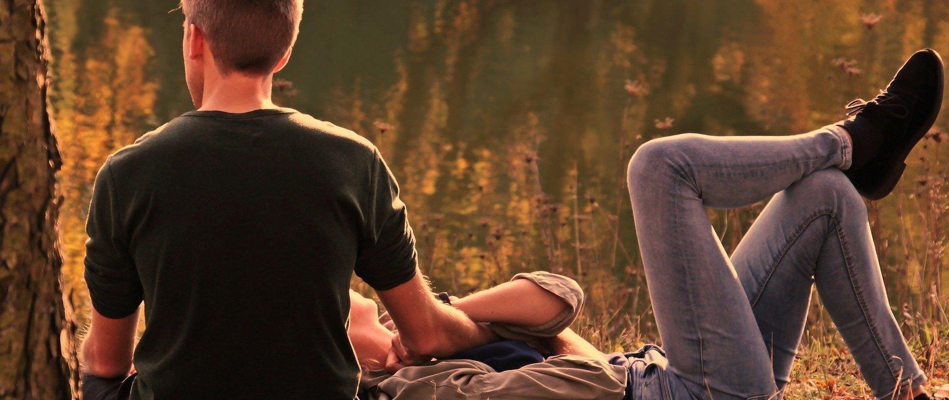 Romantisch in den Bergen