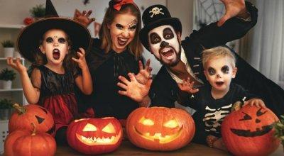 Halloween rodzinnie nad morzem