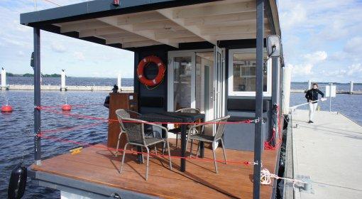 Houseboat Kristoffer