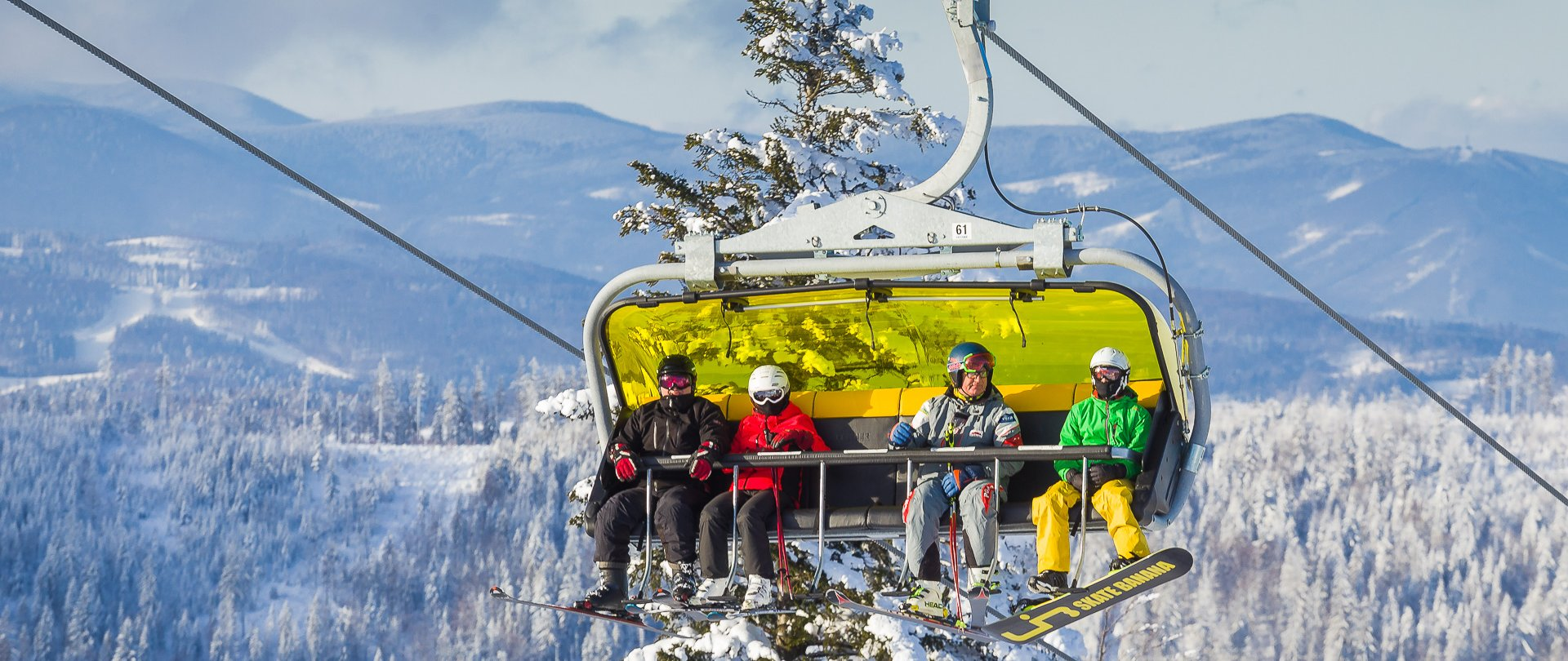 Winter Holidays 2020 - Winter Chillout at the Gondola Ski Lift