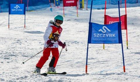 Turnus Sportowy w Akademii Narciarskiej Misia Maxa