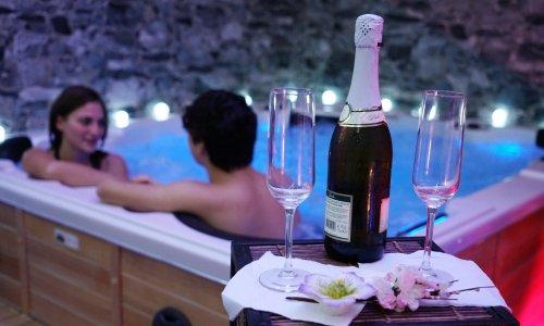Luksusowy pobyt w apartamencie z salonem wellness