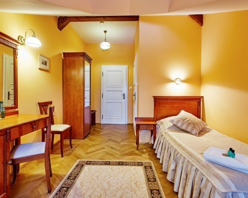 Pokój 1-osobowy w Pałacu