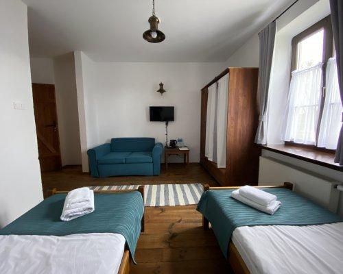 Pokój 2-osobowy w Wozowni