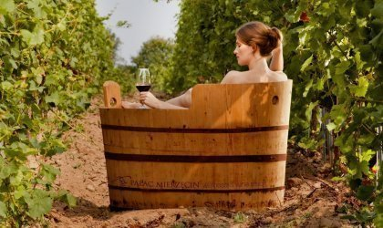 Midweek Spa – wine experiences