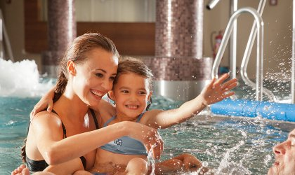 Winter holidays at the SPA hotel