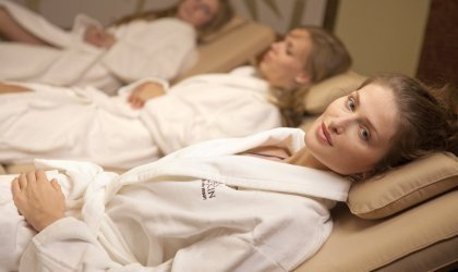Spa package – relaxation