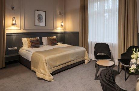 Double Room Standard+