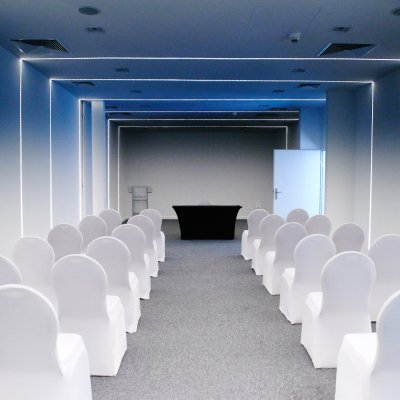 Park-Konferenzraum.