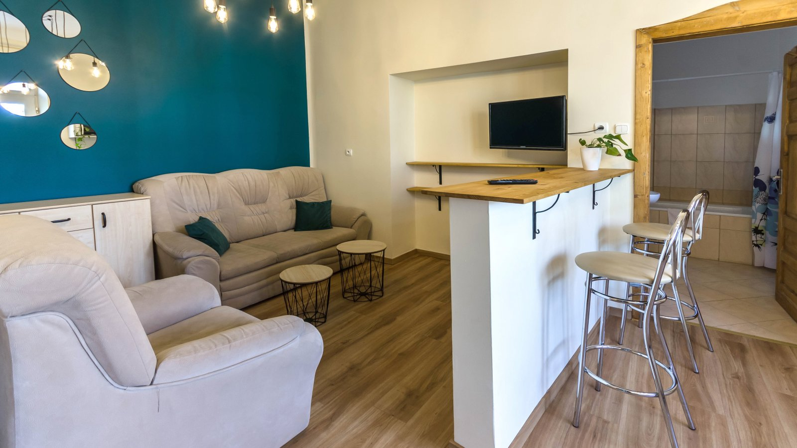 Apartament w Willi Żychoniówka