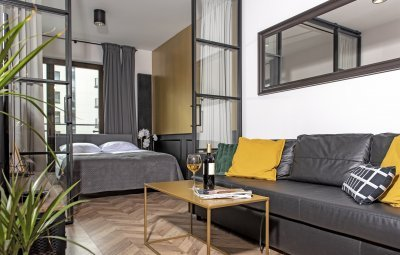 Apartament Przedwiośnie II