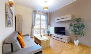 Apartament Świdnicka 6 I