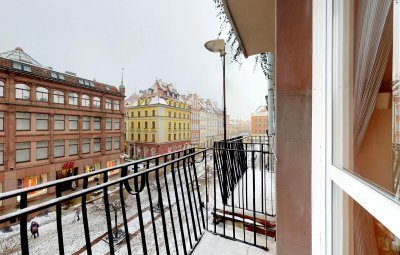 Apartament Świdnicka 6