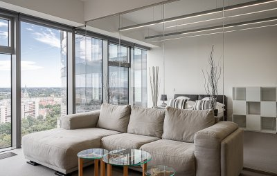 Apartament Sky Tower I