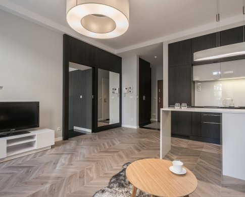 Apartament Łaciarska 31/1 na wynajem we Wrocławiu