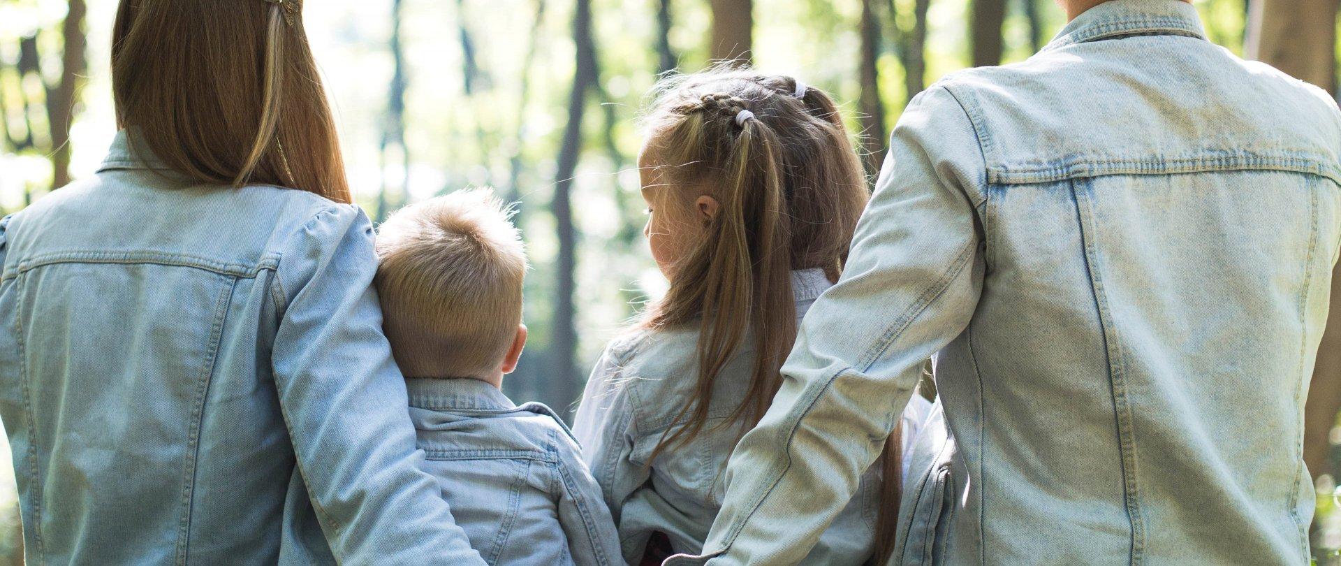Sommeraufenthalt für die Familie