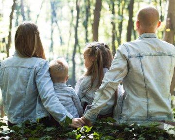 Letní rodinná dovolená