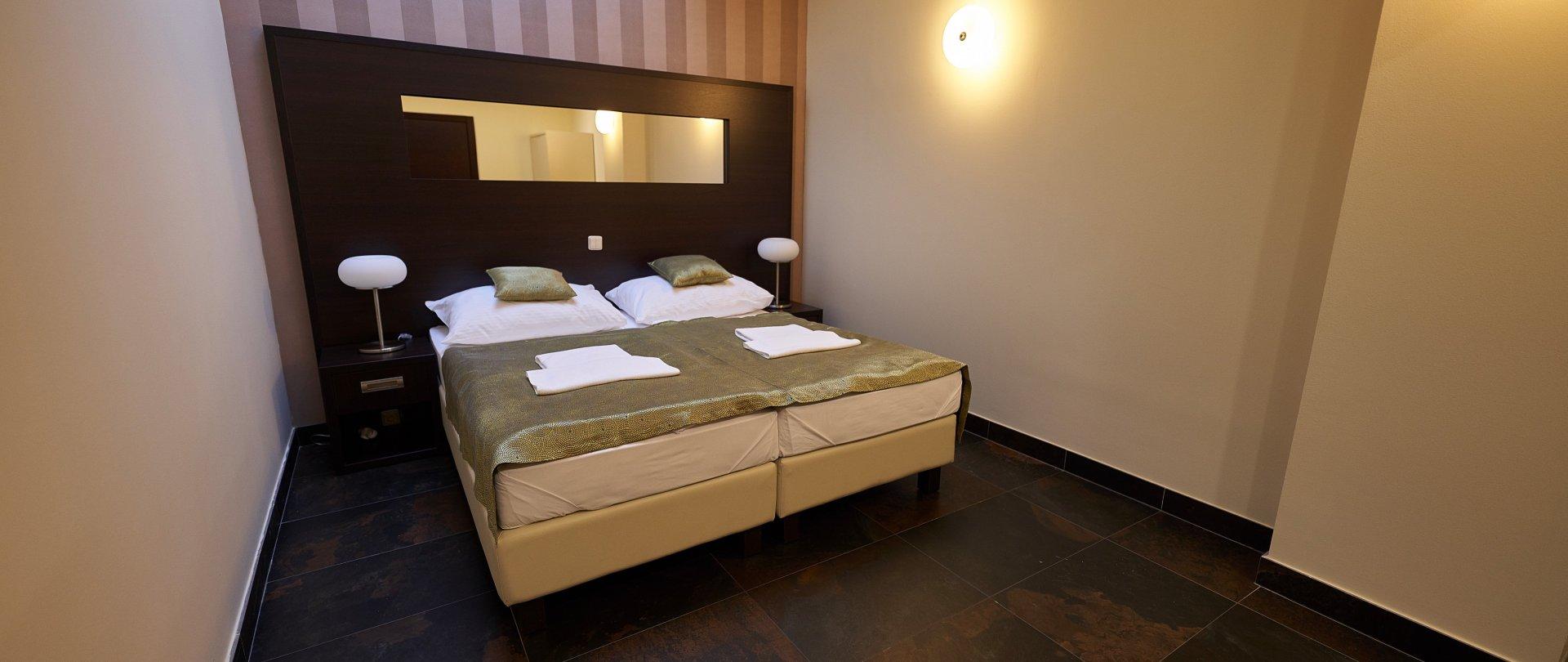 Appartement mit 1 Schlaffzimmer, ohne Balkon