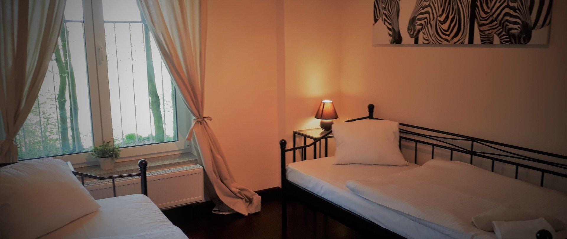 Apartmán SUPERIOR s 2 ložnicemi bez balkonu