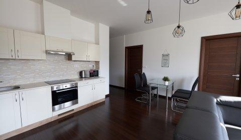 Apartmán s 2 ložnicemi bez balkonu