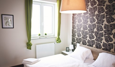 Apartmán s 1 ložnicí bez balkonu