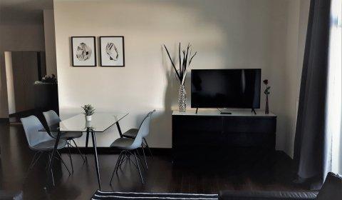 Apartmán SUPERIOR s 1 ložnicí a balkonem