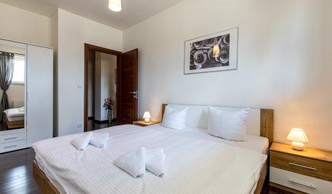Apartmán Economy s 1 ložnicí bez balkonu
