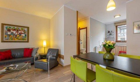Apartament z dwiema sypialniami (ul. Orła Białego 5/9)