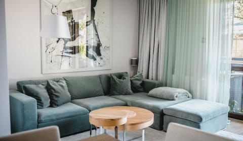 Apartament z dwiema sypialniami (ul. Orła Białego 7/10)