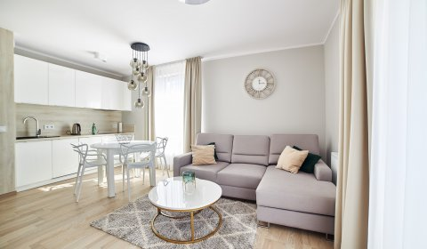 Apartament z dwiema sypialniami (ul. Orła Białego 1/3)