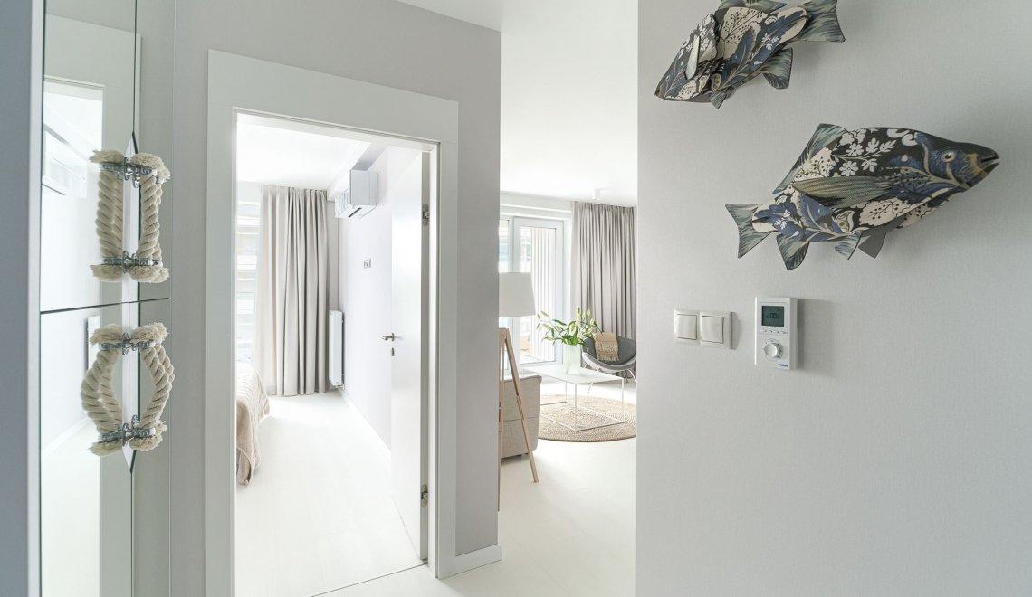 Apartament Grand z 1 sypialnią 2.202 z bocznym widokiem na jezioro