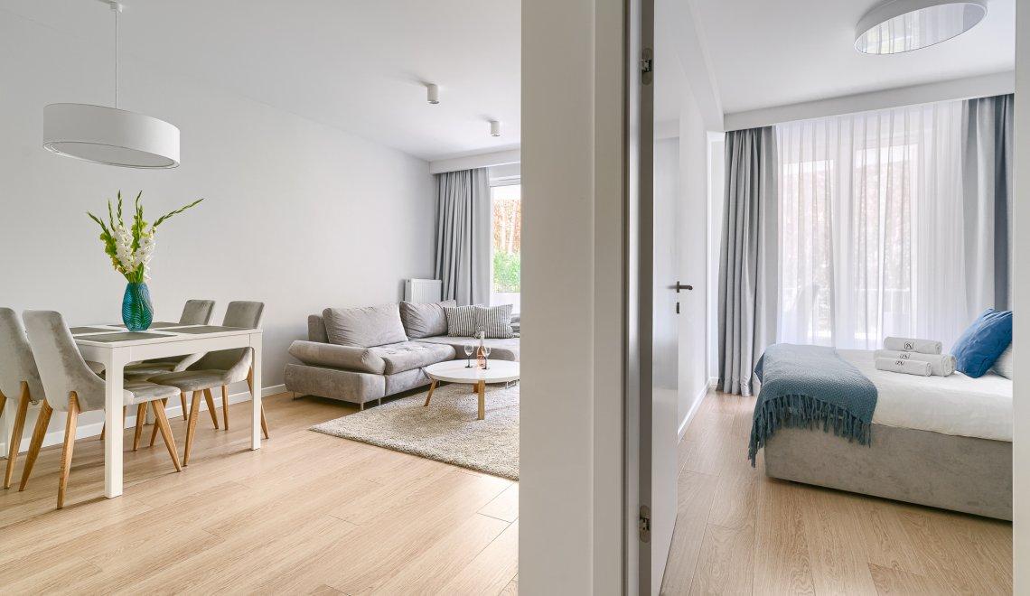 Apartament z 1 sypialnią 1.003