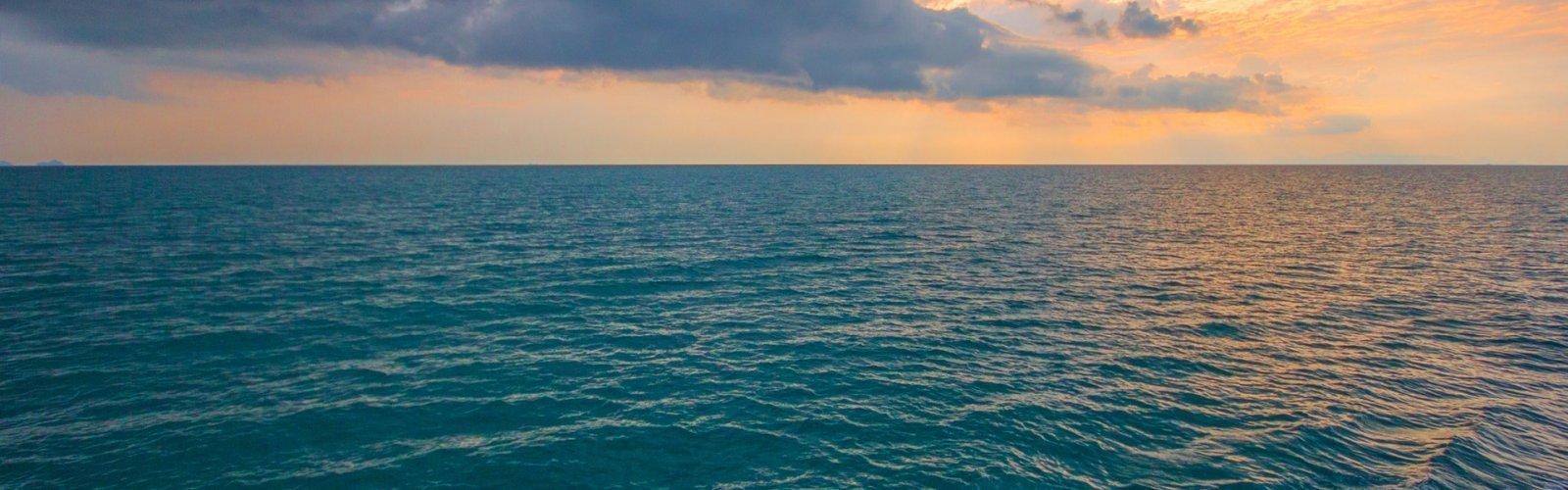 Herbst am Meer im SPA