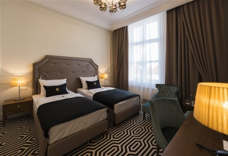 Twin Room Comfort