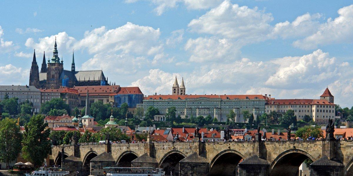 Elbflorenz und die goldene Stadt Prag