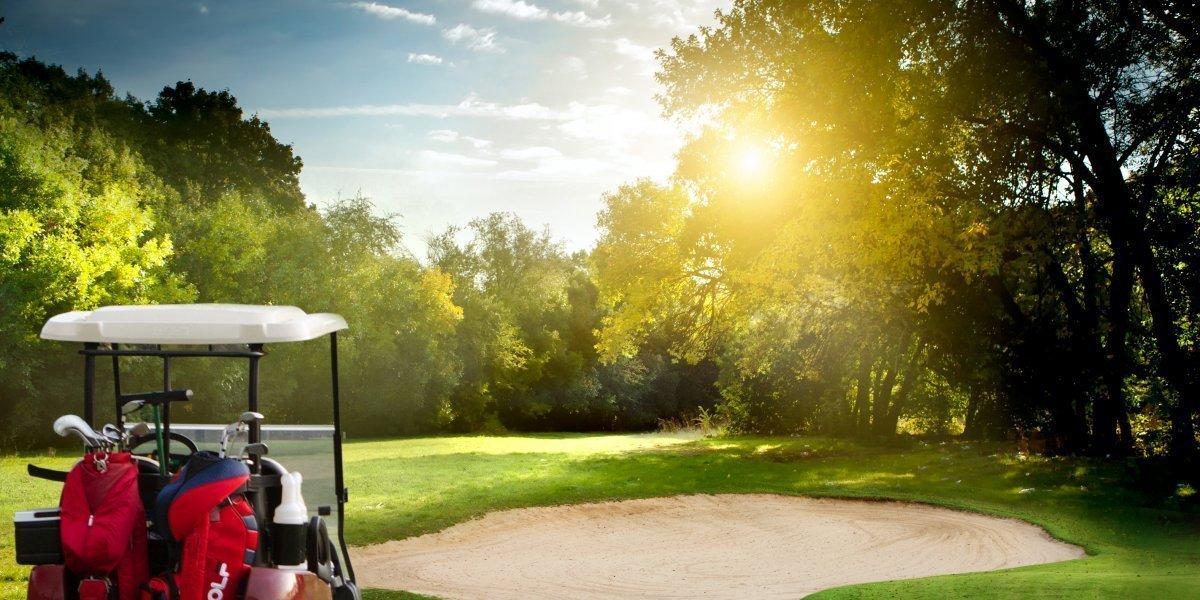 """Golfen in Ullersdorf und """"Elbflorenz""""  - gültig von Mitte März bis Mitte November nach Verfügbarkeit"""
