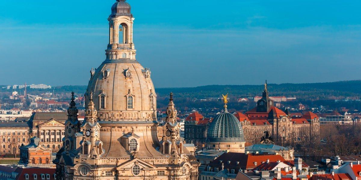 Arrangement Frauenkirche  - ganzjährig gültig nach Verfügbarkeit