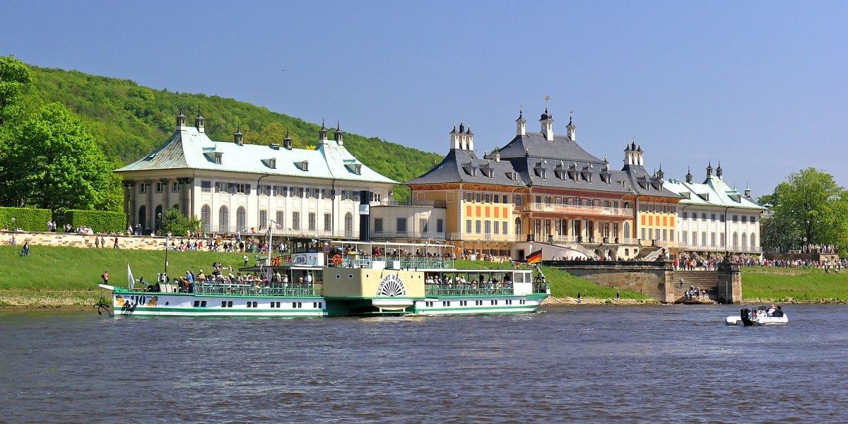 Dresden - ohne Auto mobil - gültig von April bis Oktober nach Verfügbarkeit