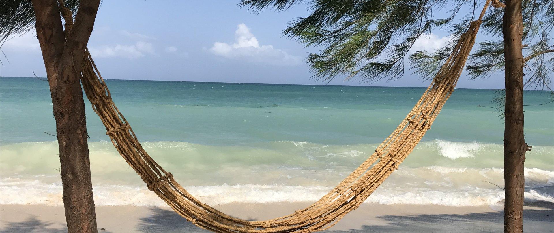 Wypoczynek na Kenijskim Wybrzeżu