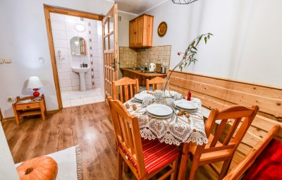 Apartament Krzeptówki III