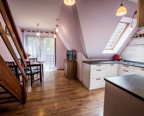 Apartament Bulwary Słowackiego II