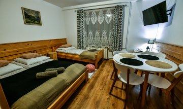 Apartament Krzeptówki II