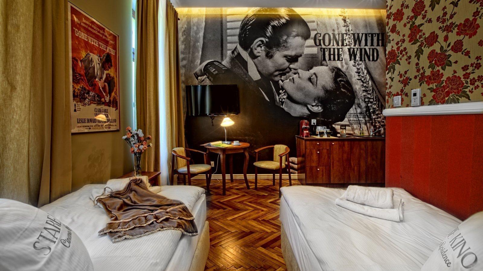 Voucher kwotowy na usługi hotelu Stare Kino