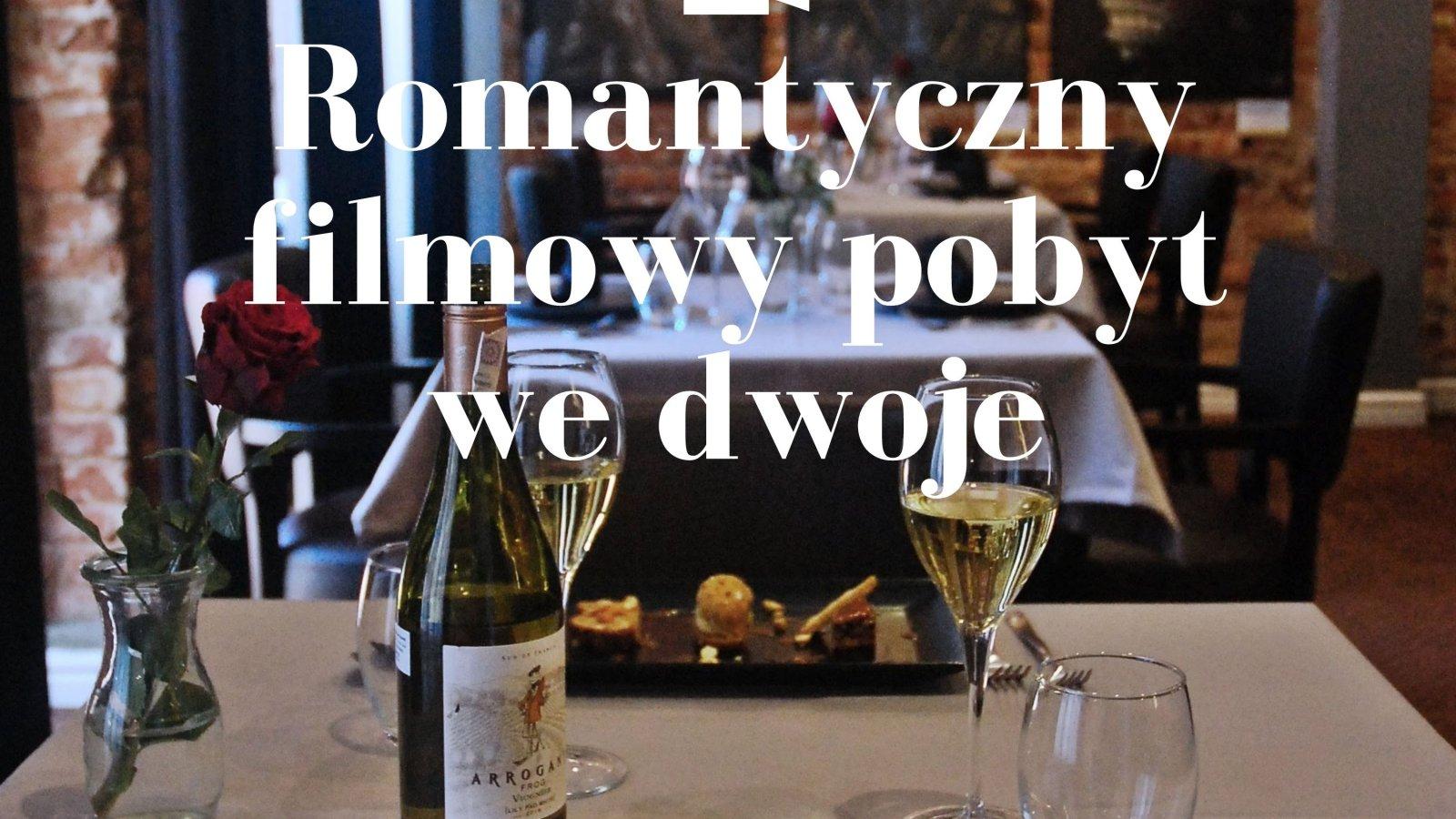Voucher na romatyczny, filmowy weekend we dwoje