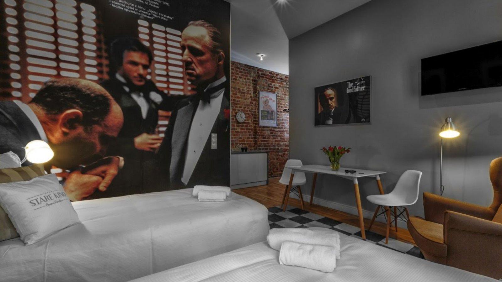 Cinema Room Vito Corleone | Twin