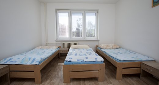 Room in flat apartment 4+1