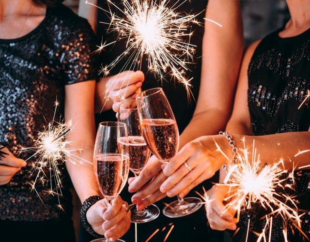 New Year's Eve 2020/2021 at Grand Royal Hotel & SPA ****