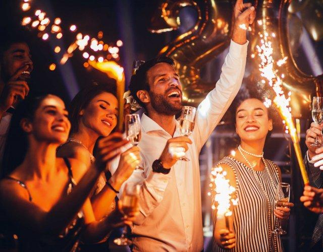 Sylwester 2019/2020 w Grand Royal Hotel&SPA****
