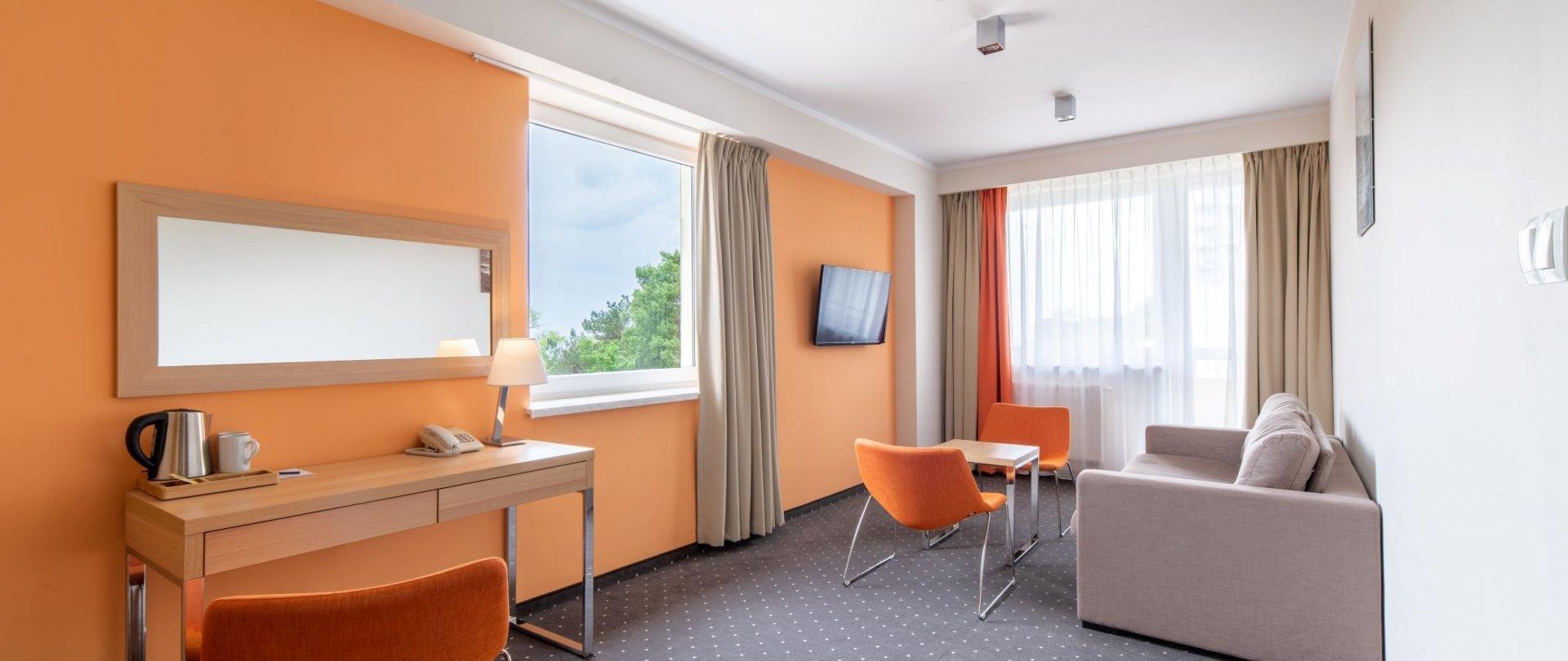 Vierbettzimmer Appartement Standard